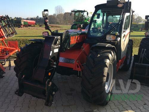 Oberberger Mlt 741-140 V+ Baujahr 2017 Spelle