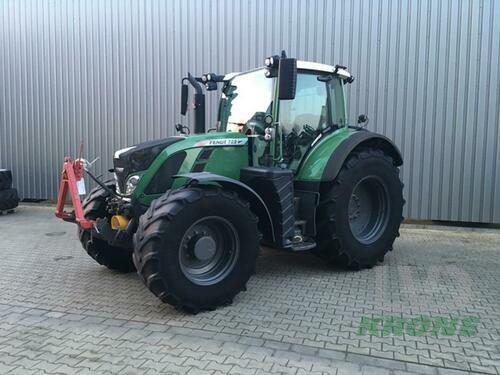 Tracteur Fendt - 722