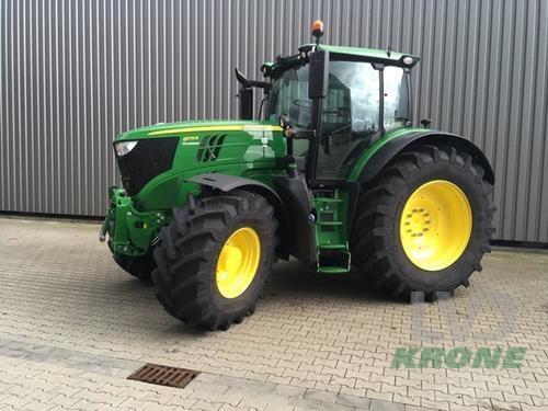 John Deere 6175R Year of Build 2018 4WD