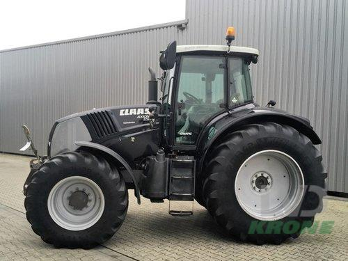 Claas Axion 820 Cmatic Årsmodell 2009 Spelle