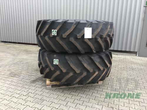 Trelleborg 710/75r42 Year of Build 2016 Spelle