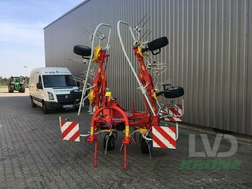 Pöttinger HIT 6.61 Rok výroby 2015 Spelle