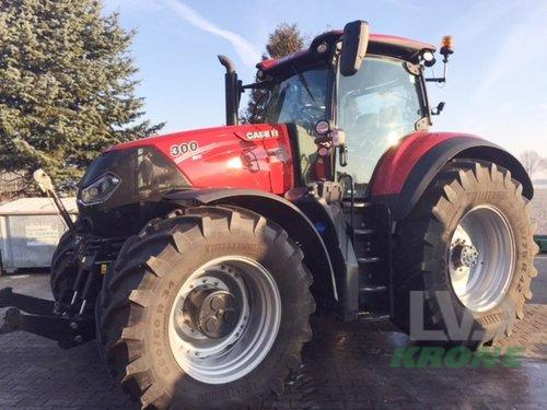 Case IH Optum 300 Year of Build 2016 4WD