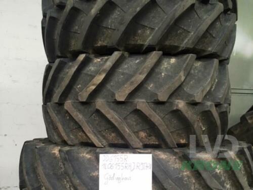 Trelleborg 600/65r28 650/65r42 Año de fabricación 2018 Spelle