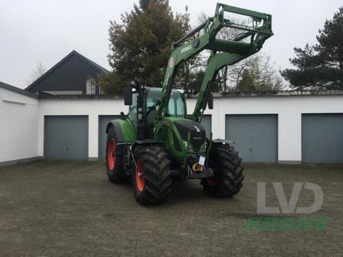 Fendt 724 Vario Profi Plus Front Loader Year of Build 2018