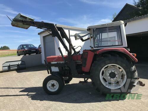 Traktor Case IH - 644 S