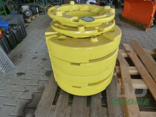 John Deere 1100 kg