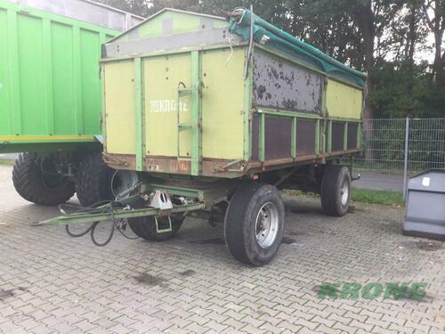 Krone Dk 225-18 Godina proizvodnje 1996 Spelle