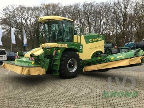 Krone Big M 450 Cv Rok produkcji 2019 Spelle