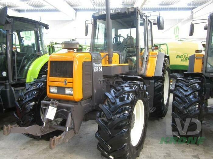 renault 133 54 tracteur mat 233 riel d occasion spelle 16 601