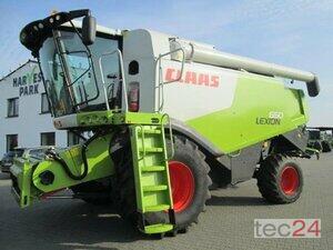 Claas Lexion 650 Изображение 0
