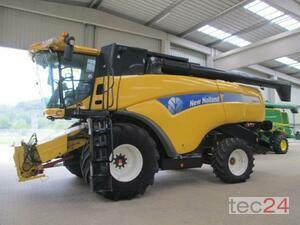 New Holland CX 8060 FS Obrázek 0