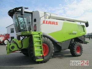 Claas Lexion 650 Beeld 0