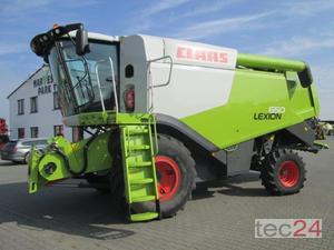 Claas Lexion 650 Bilde 0