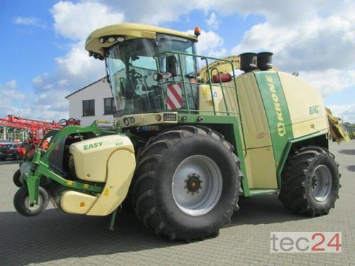 Krone BIG X 700 Année de construction 2011 A 4 roues motrices
