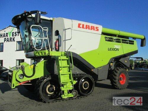 Claas Lexion 760 Terra Trac Year of Build 2014 Emsbüren