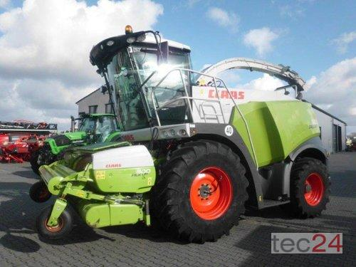 Claas JAGUAR 960 Year of Build 2011 4WD