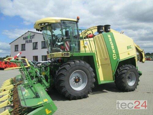 Krone BIG X 700 Год выпуска 2012 Привод на 4 колеса
