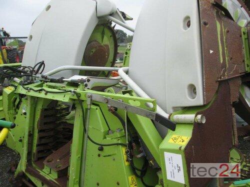 Claas Orbis 600 Baujahr 2008 Emsbüren