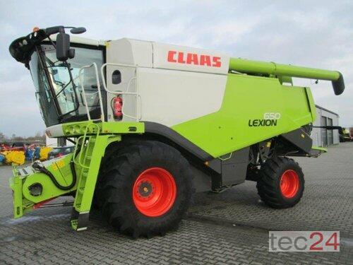 Claas Lexion 650 Año de fabricación 2014 Emsbüren
