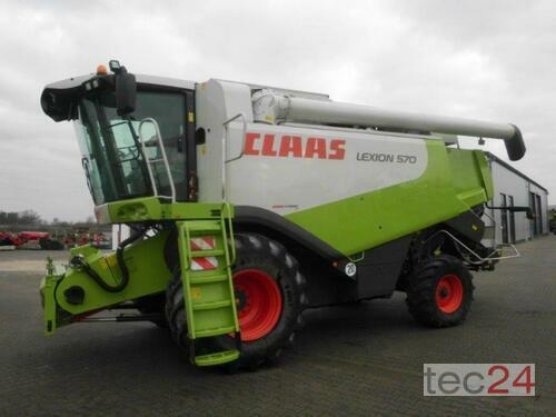 Claas - Lexion 570