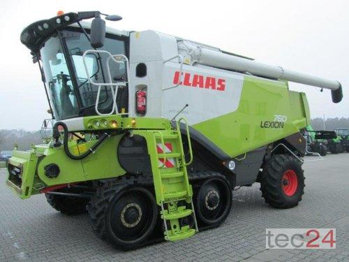 Claas Lexion 760 Terra Trac Year of Build 2014 Emsbüren