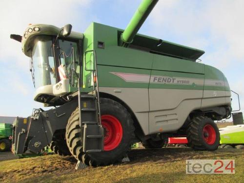 Fendt 9470 X Hybrid