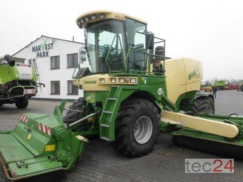 Krone Big M 400 Cv anno di costruzione 2011 4 Trazione Ruote
