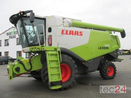 Claas Lexion 740