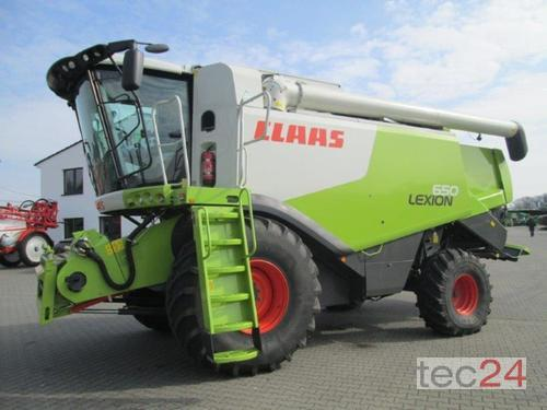 Mähdrescher Claas - Lexion 650