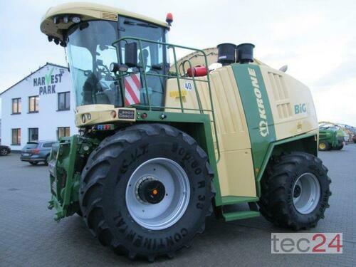 Krone Big X700 HarvestSafe