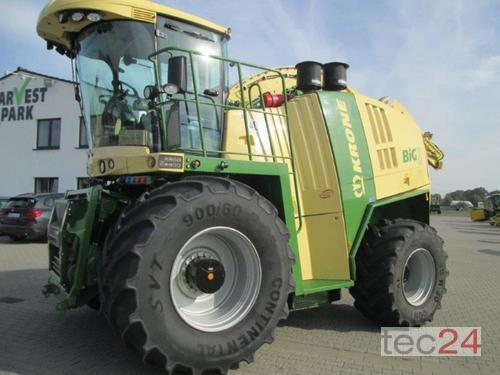 Krone Bigx 700 Harvestsafe Baujahr 2014 Allrad