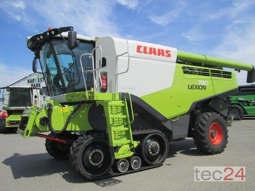 Claas Lexion 780 Terra Trac Year of Build 2013 Emsbüren