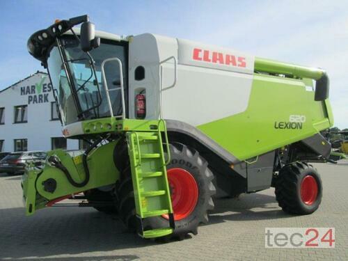 Claas Lexion 620 Year of Build 2016 Emsbüren