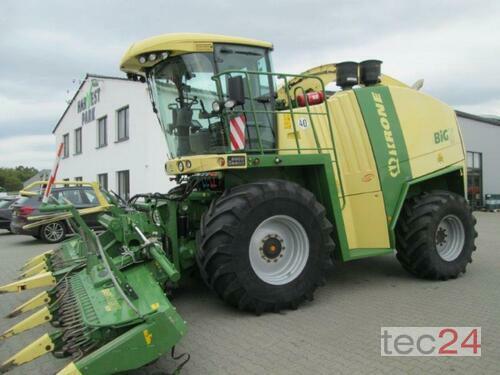Krone BIG X 700 Año de fabricación 2011 Accionamiento 4 ruedas