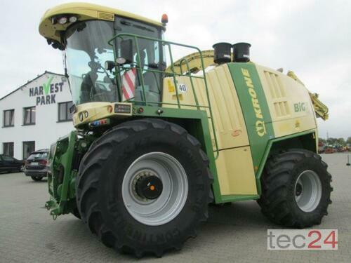 Krone BigX1100 HarvestSafe