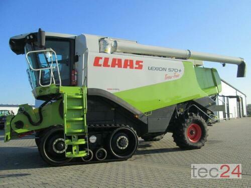 Claas Lexion 570 TT