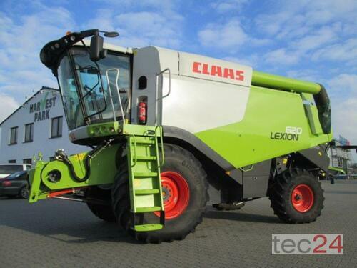Claas Lexion 620