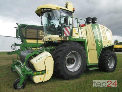 Krone BIG X 700 Year of Build 2015 4WD