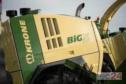 Krone Big X 1100 Årsmodell 2015 4-hjulsdrift