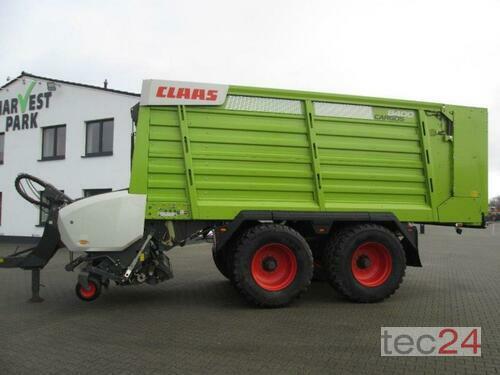 Claas Cargos 8400 Έτος κατασκευής 2017 Emsbüren