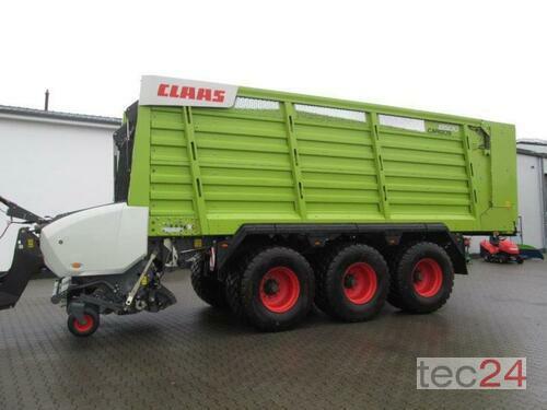 Claas Cargos 8500 Έτος κατασκευής 2017 Emsbüren