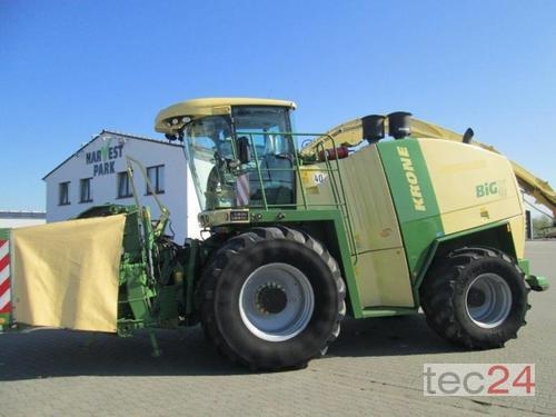 Krone BIG X 700 Year of Build 2011 4WD