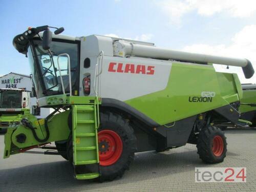 Claas Lexion 620 Anul fabricaţiei 2011 Emsbüren