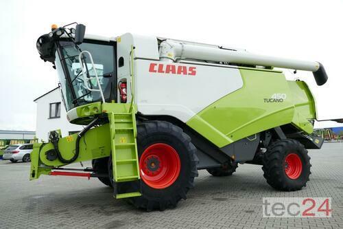 Claas Tucano 450 Baujahr 2017 Allrad