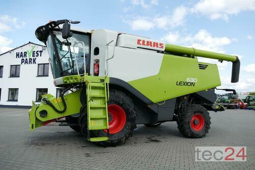 Claas Lexion 630 Year of Build 2018 Emsbüren