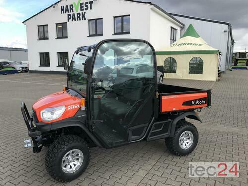 Kubota Rtv-X1110 Anul fabricaţiei 2020 Tracţiune integrală 4WD
