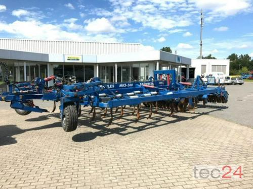 Bauwesta Herkules Mks 500x/4 Year of Build 2010 Bützow