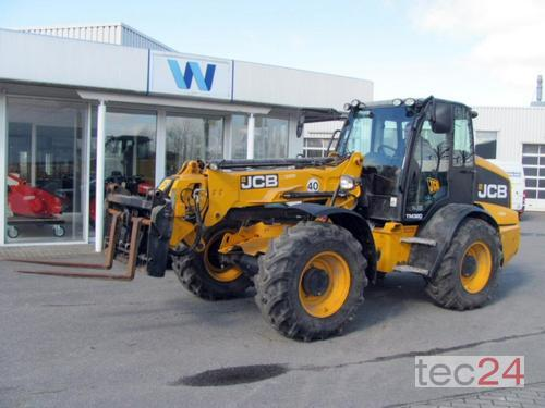 JCB Tm 320 Agri Tier 4i