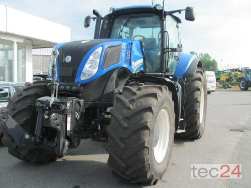 New Holland T 8.360 Årsmodell 2012 4-hjulsdrift